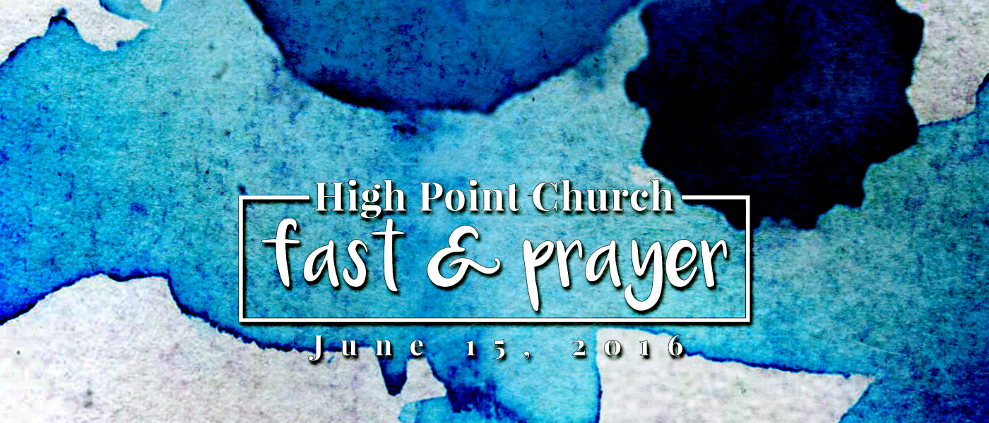 Fast and Prayer Meeting