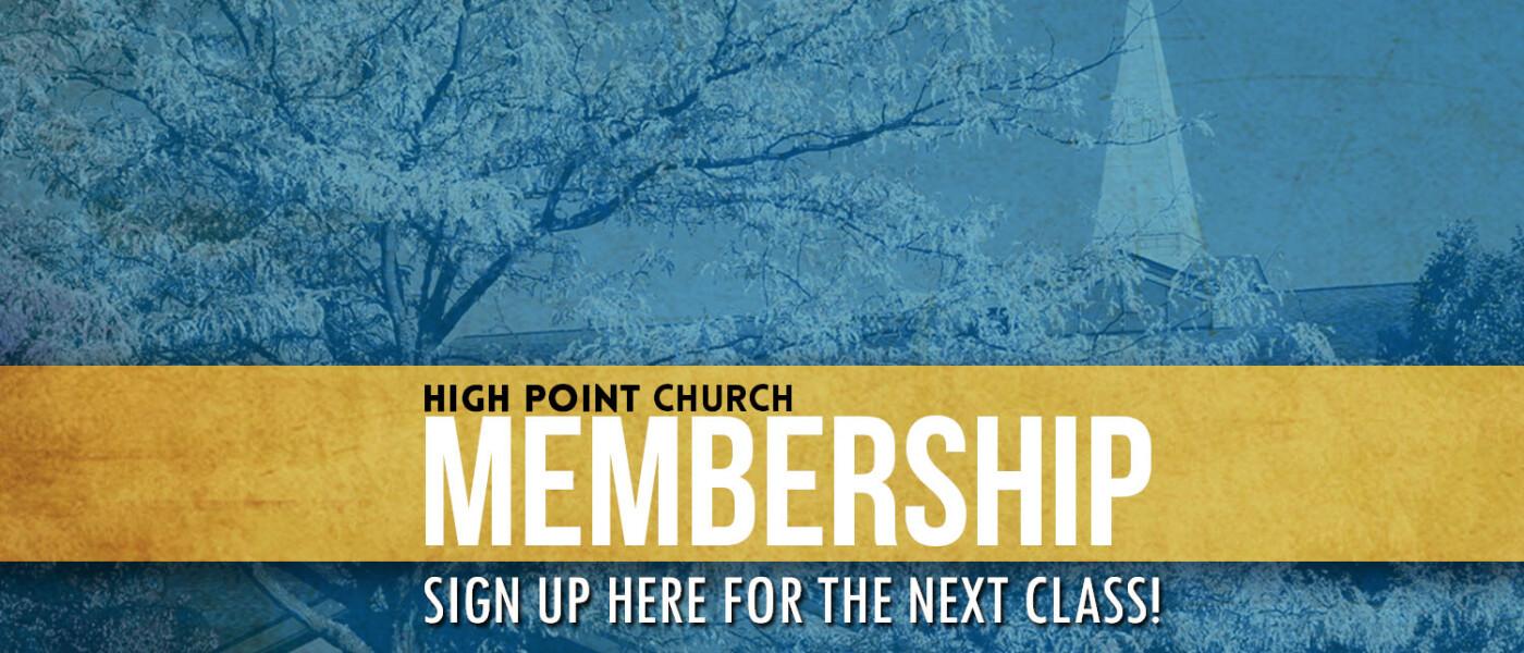 Membership Class - Jul 23 2016 9:00 AM