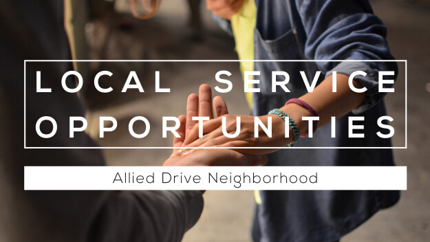 Local Service Opportunity: Allied Drive