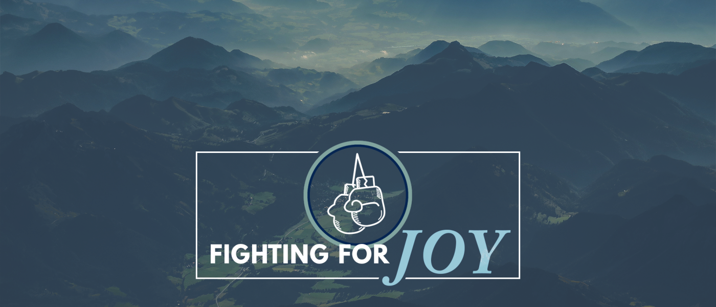 Fighting for Joy