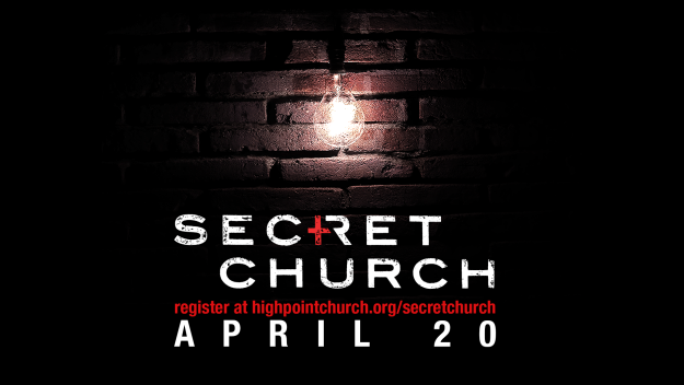 Secret Church 18