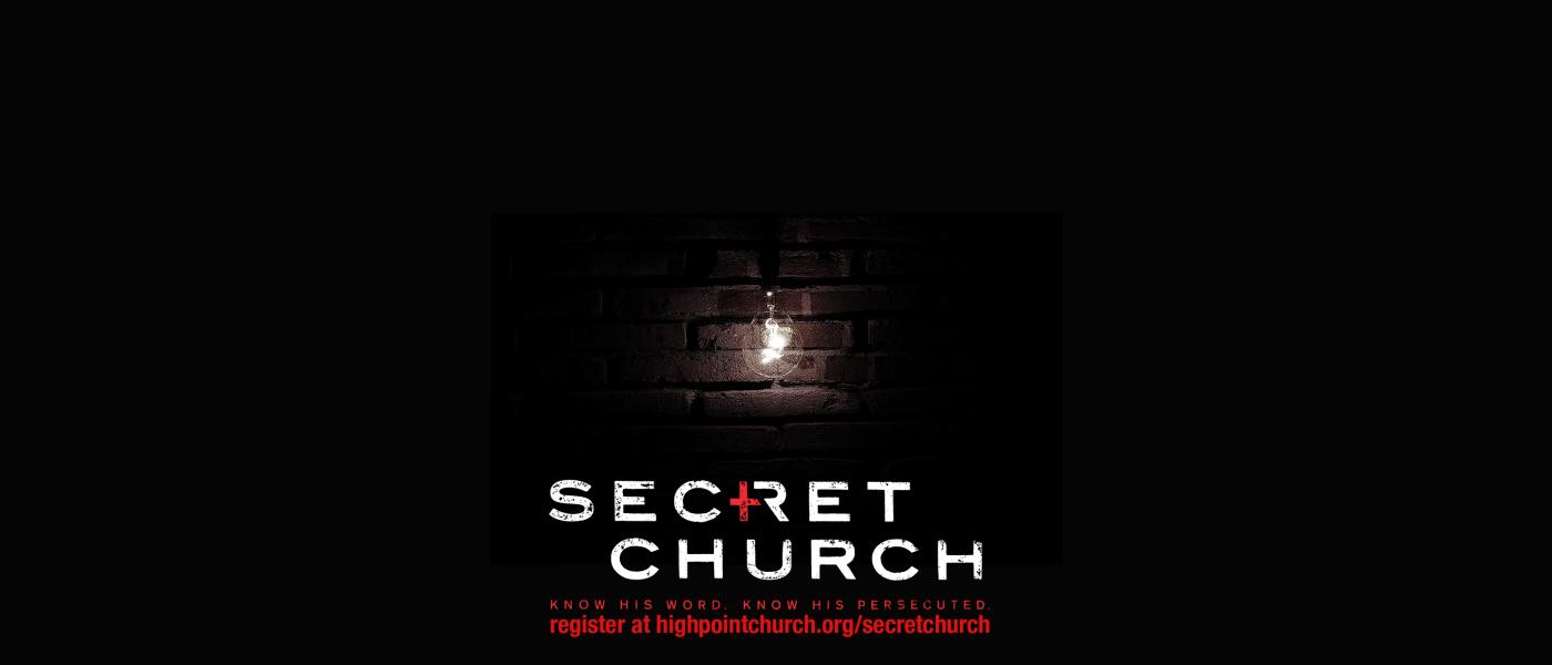 Secret Church 18