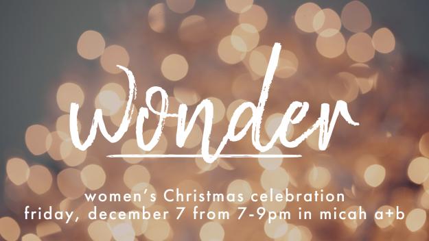 Wonder: Women