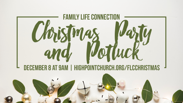 FLC Christmas Party and Potluck