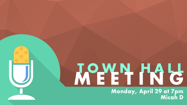 Budget Town Hall Meeting